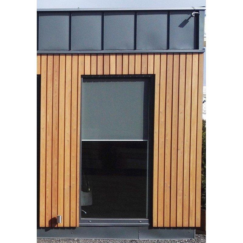 Nowoczesna architektura Deska elewacyjna modrzew syberyjski - Rhombus - Modrzew syberyjski ZQ37