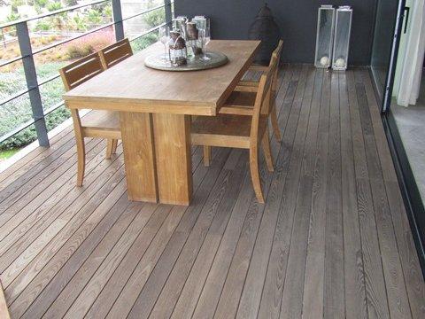 Co Położyć Na Balkon Tarasy Drewniane Wiedza